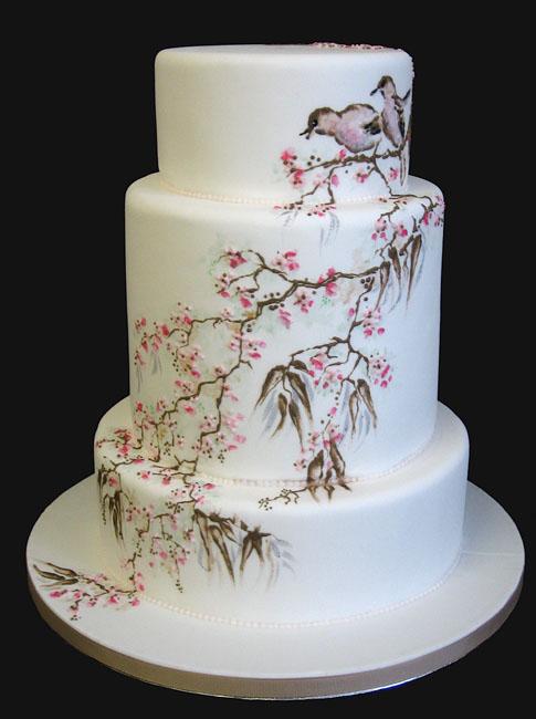 For Heavens Cake - Wedding Cakes